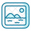 Photo Frame Picture Icon