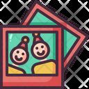 Photo Party Birthday Icon