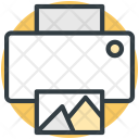 Photo Printer Images Icon
