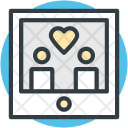 Photo Frame Photography Icon