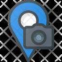 Photo Image Pin Icon