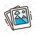 Travel Images Memories Icon