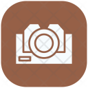 Photo Camera Video Icon