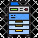 Photo Copier Zerox Machine Office Icon