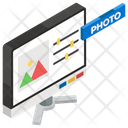 Photo Editor Image Editor Crop Icon