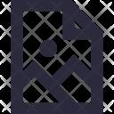 Photo File Image Icon