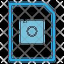 Photo File Image File Picture Icon
