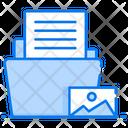 Photo Folder Image Folder File Folder Icon