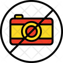 Photo Forbidden Photo Restrict Camera Restriction Icon