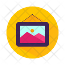 Picture Flat Image Icon
