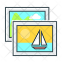 Frame Gallery Image Icon
