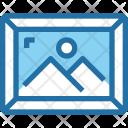 Photo Frame Image Icon