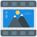 Photography Frame Picture Icon