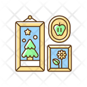 Photo Picture Frame Icon
