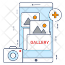 Photo Gallery Art Gallery Gallery App Icon