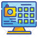 Photo Gallery Photograph Camera Icon