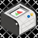 Photo Printer Icon
