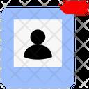 Photo Tag Icon