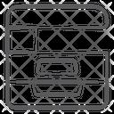 Photocopier Photocopy Machine Printing Machine Icon