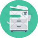 Photocopier Photocopy Machine Icon