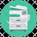 Photocopier Icon