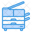 Photocopier Machine Office Icon