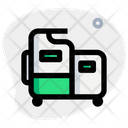 Photocopy Machine Photocopier Copy Machine Icon