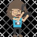 Photographer Character Equipment Icon