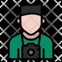 Photographer Job Avatar Icon