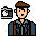 Iphotographer Photographer Occupation Icon