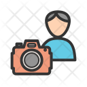 Photographer Camera Photography Icon