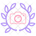 Photographer Badge Icon
