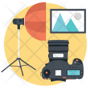 Photographer studio Icon