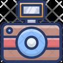 Photographic Camera Video Camera Video Recorder Icon