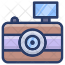 Photographic Camera Instant Camera Photography Icon