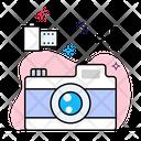 Photography Camera Flash Photography Equipment Icon