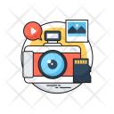 Camera Photography Digital Icon