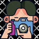 Photography Hobby Camera Icon