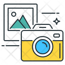 Photography Camera Picture Icon