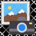 Camera Photo Vacation Icon