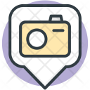 Photography Location Places Icon