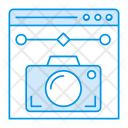 Photography Application Online Icon