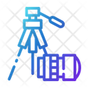 Photography Equipment Photography Camera Accessories Icon