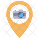 Photography Location Photography Map Icon
