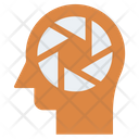 Photography mind Icon