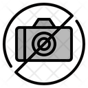 Photo No Forbidden Icon