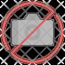 Photo No Forbidden Icon