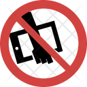 Photography not allowed Icon