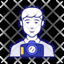 Photojournalist Icon
