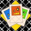 Photo Game Card Icon